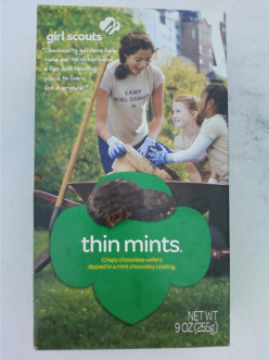 What's your favorite flavor & kind of Girl Scout cookie?