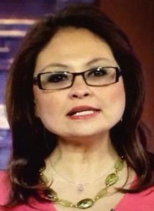 Sylvia Rincon, formerly of KABB San Antonio, KNXV in Phoenix Arizona and film maker.