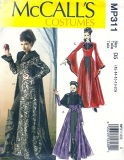 Making the Evil Queen (Once Upon A Time) Costume