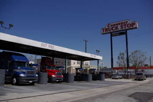 The Commerce Truck Stop