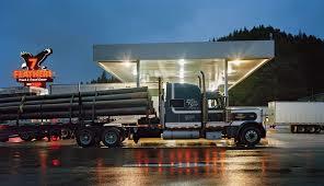 All-modern truck stop