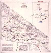 During World War II Millions Of These Tiny Maps Were Produced
