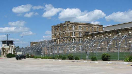 Lansing Kansas Maximum Security State Prison