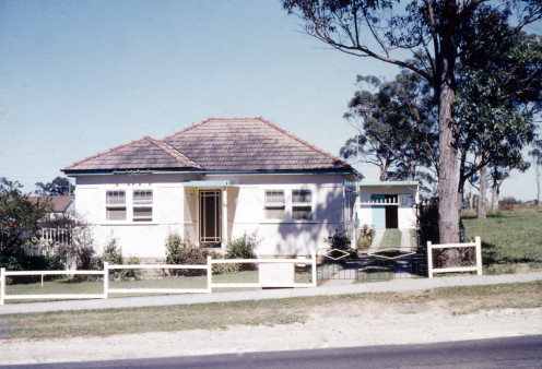 The Home, 1960s....
