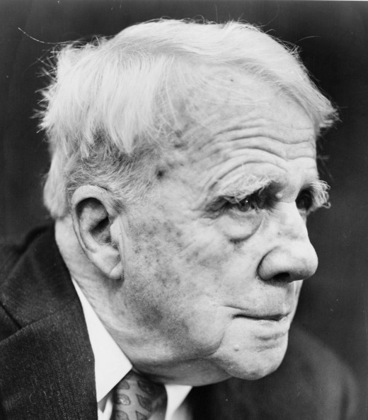 Robert Lee Frost was born March 26, 1874 died January 29, 1963. He was a renowned American poet.His work reflected a deep philosophy via images of rural life. He received four Pulitzer Prizes and the Congressional Gold Medal in 1960.