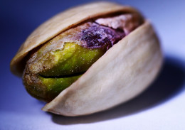 Roasted, salted pistachio in shell