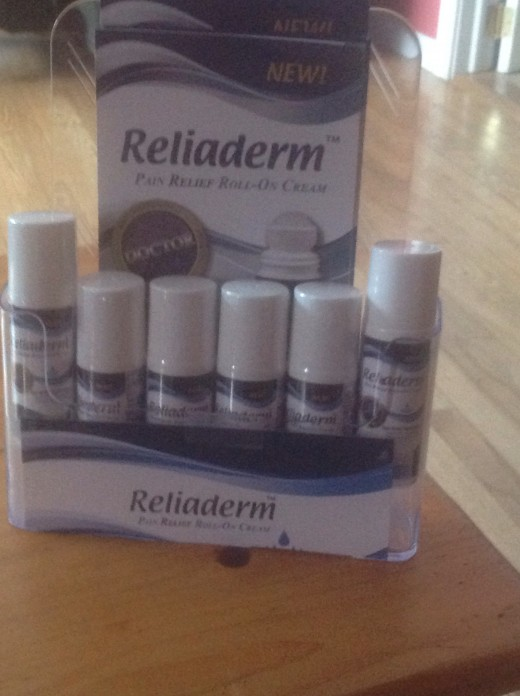 Reliaderm is available in a few independent pharmacies in the Northeast.  And since it was just introduced in late 2014.  The marketing process may take a little additional time, before most area stick the product.