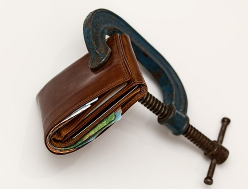 Understanding and improving your credit score can stop you being squeezed by punitive interest payments and terms