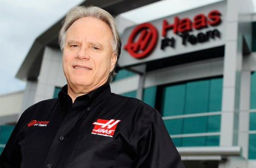 Haas clearly still has the racing bug and is investing millions into forming a Formula 1 team