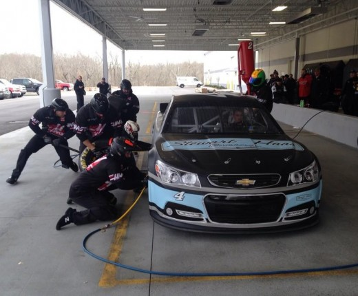 The survival of SHR's #41 team is about far more than just Kurt Busch
