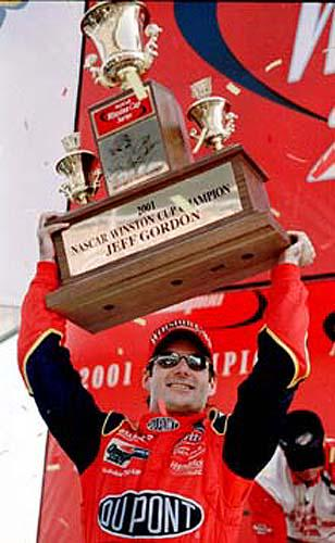 Gordon is a four time Cup champion but it's been 14 years since he last hoisted the trophy