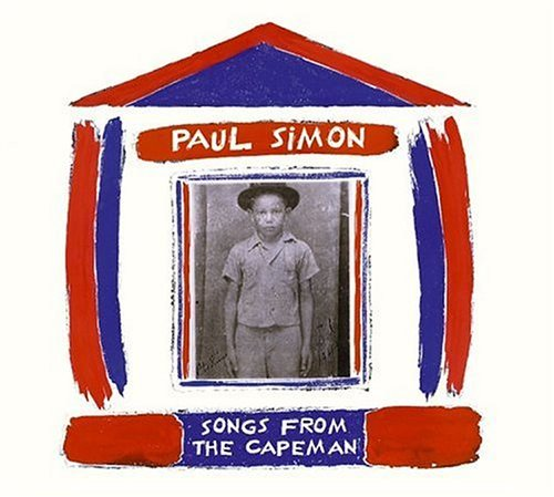 """Paul Simon's ninth solo album (1997), and perhaps his most underrated (Adios Hermanos and Trailways Bus are from this album). The songs are from his Broadway musical, """"The Capeman."""""""