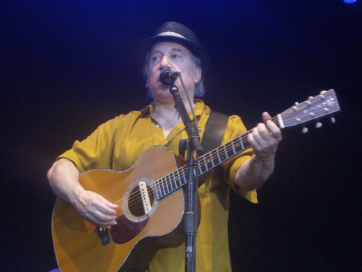 Simon performing in Mainz, Germany, 2008. Happy listening!