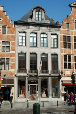 10, rue de la Montagne / Bergstraat, Brussels