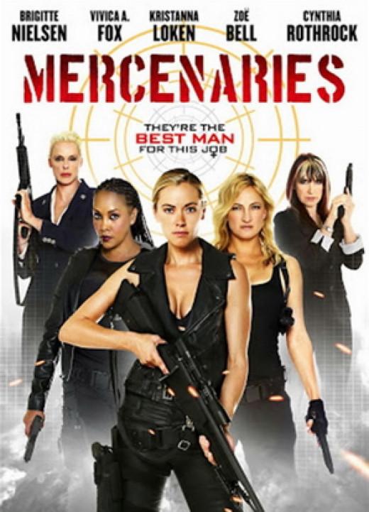 """Mercenaries"" (2014)"
