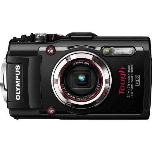 Olympus TG-3 Tough Digital Camera