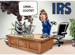 You think American tax payers should foot bill for 6 figure bonus Lois Lerner got last year?