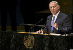 Did you listen to Netanyahu's speech this day to congress and what did you think of it?