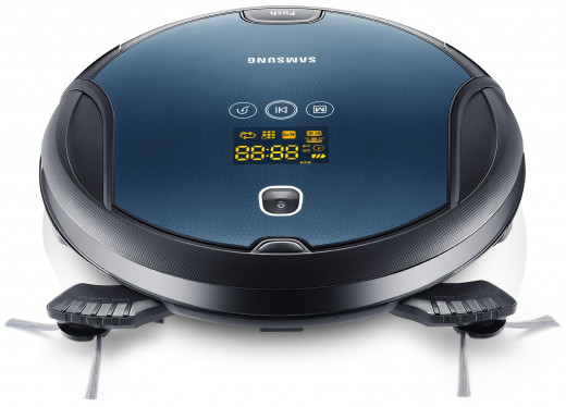 Concept robotic vacuum cleaner by Samsung