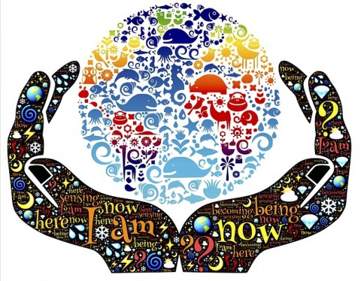 It's a foundation for Wiccan spirituality