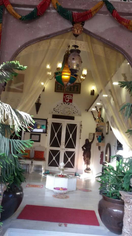 Kothi Heritage Resort - Jodhpur