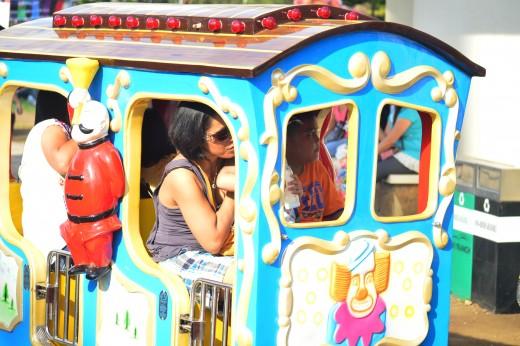 Train...Train..Train for the kids