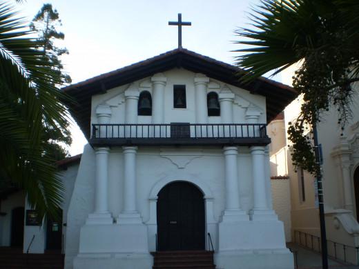 Mission Dolores, c. 1776, San Francisco, CA.
