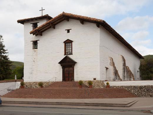 Mission San Jose, c. 1797, Fremont, CA.