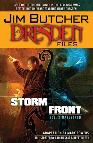 Storm Front volume 2 Maelstrom