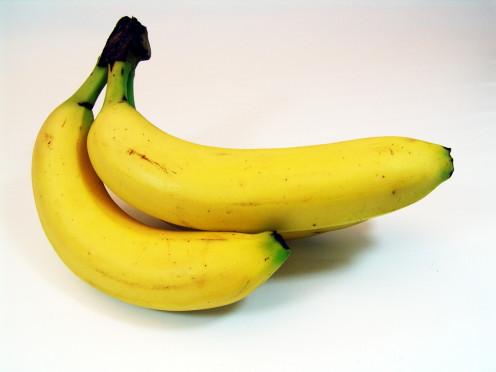 Bananas Anti Bloat Fighting Food
