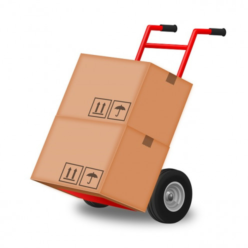 Think about ordering moving supplies two to three months before your move date