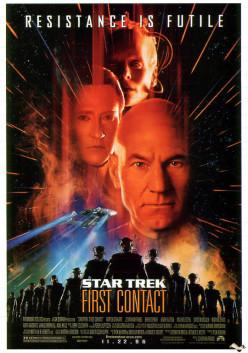 Film Review: Star Trek: First Contact