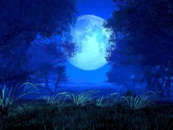 What does once in a Blue Moon mean?