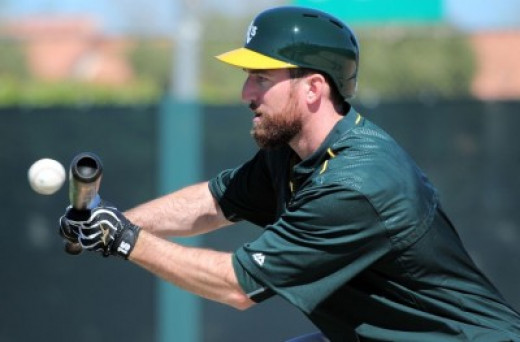 Can Ike Davis fill a run producing role for the Athletics in 2015?