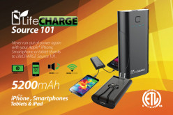 LifeCHARGE Source 101 Dual-Charger Power Bank Review