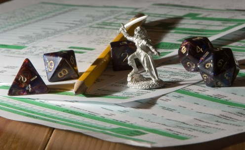 Role-Playing Games (RPGs) are a great way to draw people together and create great experiences and memories