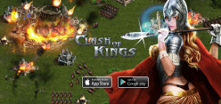 Clash of Kings Game Review and Free Gold