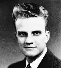Billy Graham was John F. Kennedy's long-time friend and spiritual adviser.
