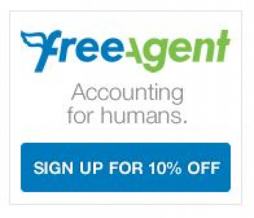 Sign up for FreeAgent now and get 10% off
