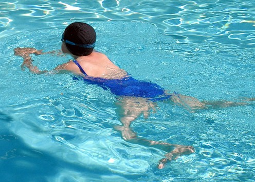 Swimming is a great way to stay fit, lose weight and have fun
