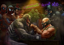 Venom Vs Bane