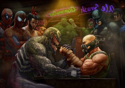 Venom and Bane