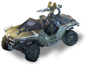 Don't know why this was called the Warthog. It doesn't even look like a pig.