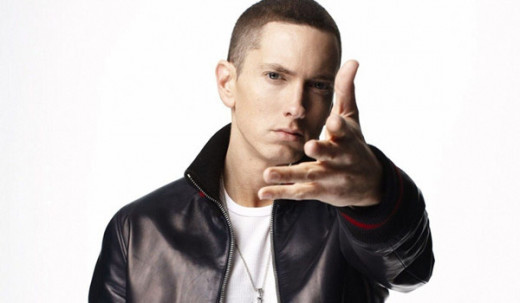 "Marshall ""Eminem"" Mathers Bullied!"