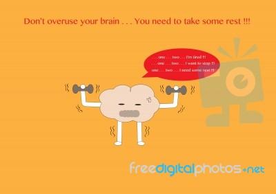 Rest your Brain