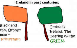 Ireland had its difficulties.