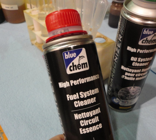 Bluechem Fuel System Cleaner