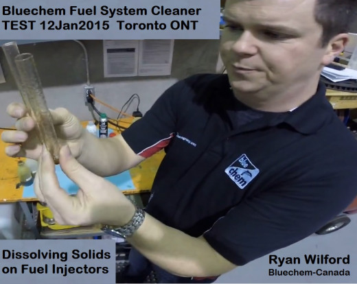 Bluechem Canada, Fuel System Cleaner