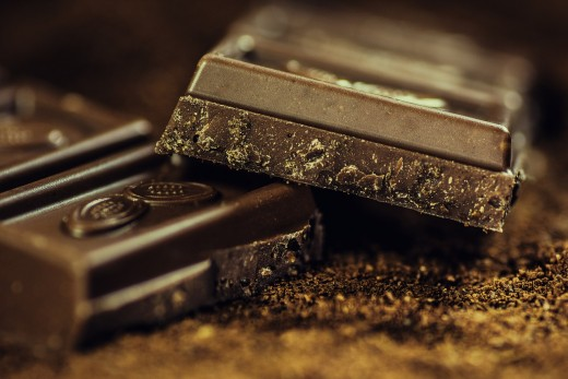 Dark chocolate is a decadent treat that can put you both in the mood for love on Valentine's Day!