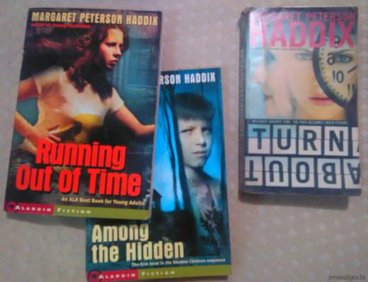 Old Favorite YA Novels